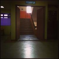 Photo taken at Kolej Universiti Poly-Tech MARA Kuala Lumpur by Mohd A. on 7/13/2013