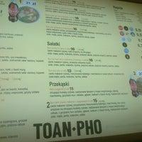 Photo prise au Toan Pho par Żorż P. le12/2/2012
