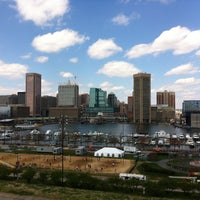 Photo taken at Federal Hill Park by Dan A. on 4/13/2013