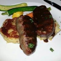 Photo taken at Stockyards Steakhouse by Teron B. on 2/7/2013