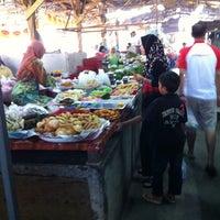 Photo taken at Pasar Pengkalan Chepa by Kamal Irwan on 6/30/2013