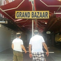 Photo taken at Grand Bazaar by Efe O. on 7/17/2016