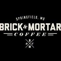 Photo taken at Brick & Mortar Coffee by Jonathan P. on 8/11/2013