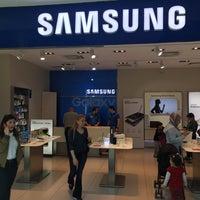 Photo taken at Samsung Mobile by ❤️ NediM ÖzgeM ❤️ M. on 10/18/2015