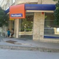 Photo taken at Пощенска банка by Alexander P. on 11/9/2012