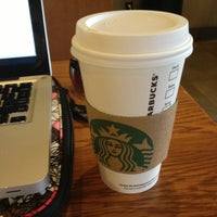 Photo taken at Starbucks by Renae C. on 1/17/2013