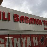 Photo taken at Ali Babanin Yeri by Ali G. on 4/16/2013