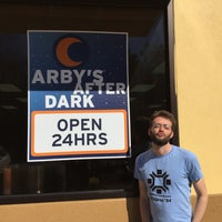 Photo taken at Arby's by Brian T. on 10/18/2015