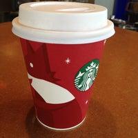 Photo taken at Starbucks by Bianca S. on 11/27/2012