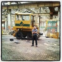 Photo taken at Tora Transportes by Rodrigo O. on 1/7/2013