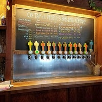 Photo taken at People's Brewing Company by Tim O. on 3/13/2017