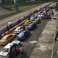 Photo taken at Pit Lane Johor Circuit by Alphonsus L. on 12/20/2015