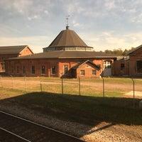 Photo taken at Amtrak - Martinsburg Station (MRB) by Sandi G. on 10/26/2016