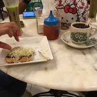 Photo taken at Coffee Town Kaya Toast by am on 12/11/2015