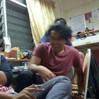 Photo taken at Kolej Teratai 4 by Saiful R. on 7/18/2016