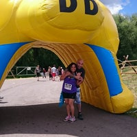 Photo taken at The Dirty Dash by Brian A. on 6/11/2015