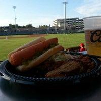 Photo taken at Stockton Ballpark by Eric G. on 6/7/2013