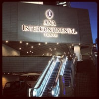 Photo prise au ANA InterContinental Tokyo par shugai le11/21/2012