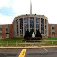 Photo taken at Archbishop Ryan High School by Paul B. on 12/31/2013