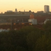 Photo taken at Redheugh Bridge by Paul T. on 10/8/2012