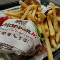 Photo taken at Burger King by Ray R. on 2/10/2016
