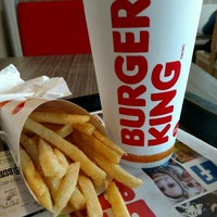 Photo taken at Burger King by Ray R. on 3/16/2016