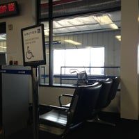 Photo taken at Gate B84D by Millisa E. on 3/21/2013