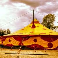 Photo taken at Sirkus Caliba by Johanna R. on 5/19/2013