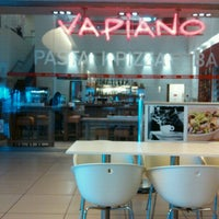 Photo taken at Vapiano by Edis D. on 2/3/2013