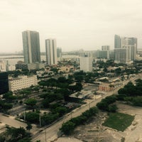 Photo taken at Midtown Miami by Gül M. on 6/19/2017