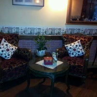 1/16/2013 tarihinde Hande K.ziyaretçi tarafından Cafe Rea'de çekilen fotoğraf