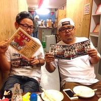 Photo taken at 鉄板ヤード -Takoyaki Dinning- by ZETTON on 9/5/2014