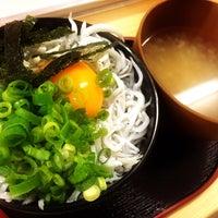 Photo taken at 鉄板ヤード -Takoyaki Dinning- by ZETTON on 1/21/2015