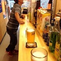 Photo taken at 鉄板ヤード -Takoyaki Dinning- by ZETTON on 9/14/2014