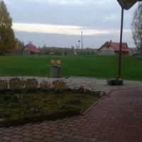 Photo taken at Viesu nams Kunči by Laura K. on 10/11/2014
