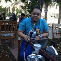 Photo taken at Al Mazaj by Zaib K. on 11/10/2013