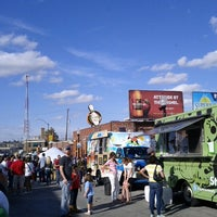 Photo taken at The Blue Dome District by Cheryl L. on 11/10/2012
