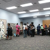 Photo taken at Midwest City Library by Cheryl L. on 9/15/2012
