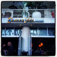 Photo taken at Trader Vic's Lounge by Dress for the Date on 5/15/2013