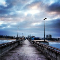 Photo Taken At Venice Beach Pier By Dress For The Date On 5 31
