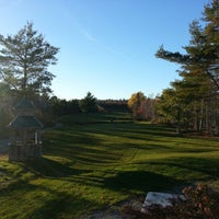 Photo taken at Uniacke Pines by Steven G. on 10/27/2012