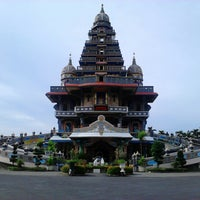 Photo taken at Graha St. Maria Annai Velangkanni by Yohanes E. on 7/8/2013