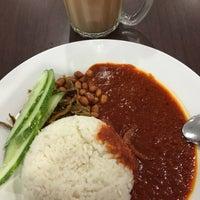 Photo taken at Menara HSBC Cafeteria by Ayna M. on 9/2/2015