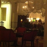 Photo taken at Restaurante Hotel Cipriani by Lua M. on 8/9/2013