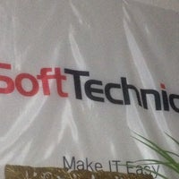 Photo taken at Softtechnics Office by Disconnecter ⚓️ on 3/5/2014