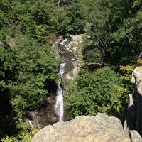 Photo taken at Whiteoak Canyon Falls by Will R. on 9/14/2013