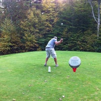 Photo taken at Cape Neddick Country Club by Will R. on 10/8/2012