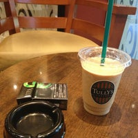 Photo taken at Tully's Coffee by sup1nyc on 6/3/2013