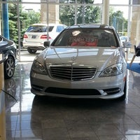 Photo taken at Mercedes-Benz of Easton by Yasmeen A. on 8/24/2013