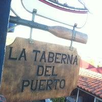 Photo taken at La Taberna del Puerto by Hans 👍🏼 K. on 5/25/2013